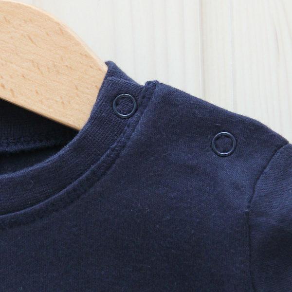 Longsleeve Anker marineblau