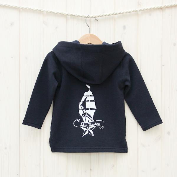 Hoodie Segelschiff