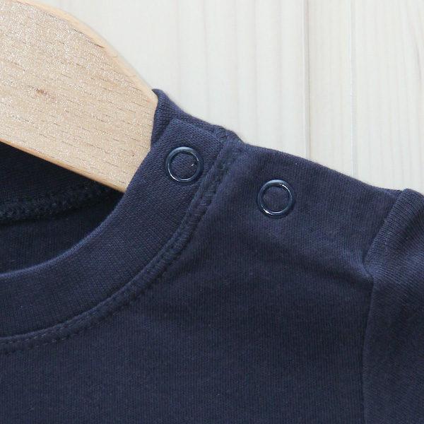 T-Shirt marineblau