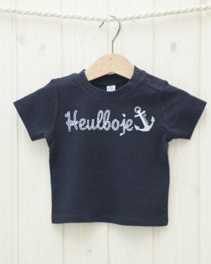 T-Shirt Heulboje marineblau