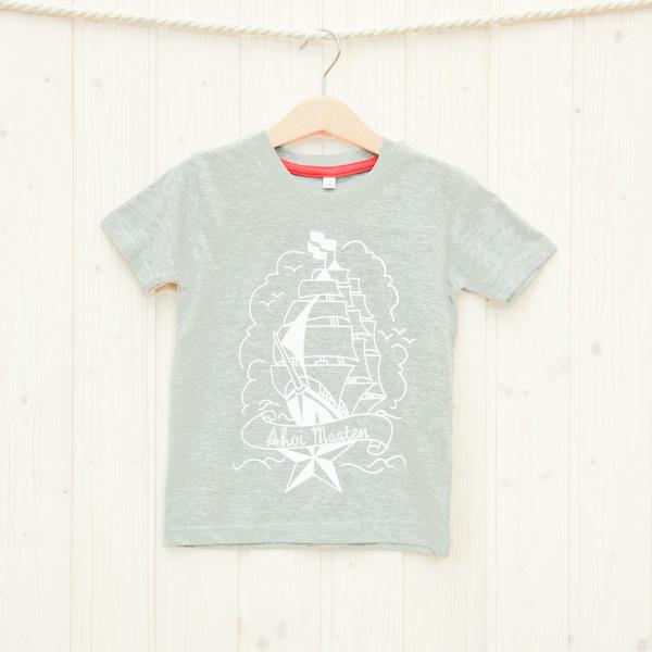 T-Shirt Segelschiff 2/3 Jahre