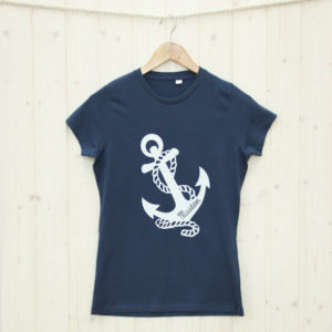 Frauen T-Shirt Anker
